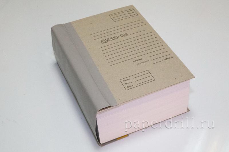 Как сделать твердую обложку для документов